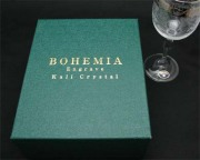 結婚祝い グラス ボヘミア